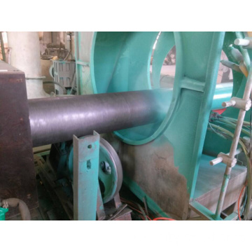 Seamless pipe for sour service