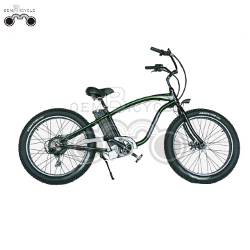 hot-sale ebike 36v with fat tire beach bike