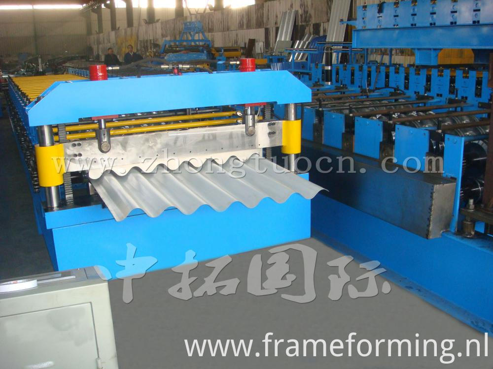 Steel Fence Panel Roll Forming
