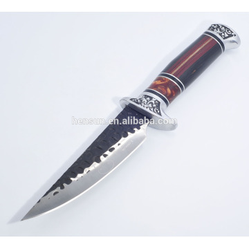 Survival Rescue Knife with High Quality Handle