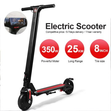 Electric Scooter And Skateboard