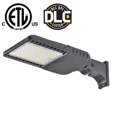 480V 100W Led Pole Mount Parking Lot Light