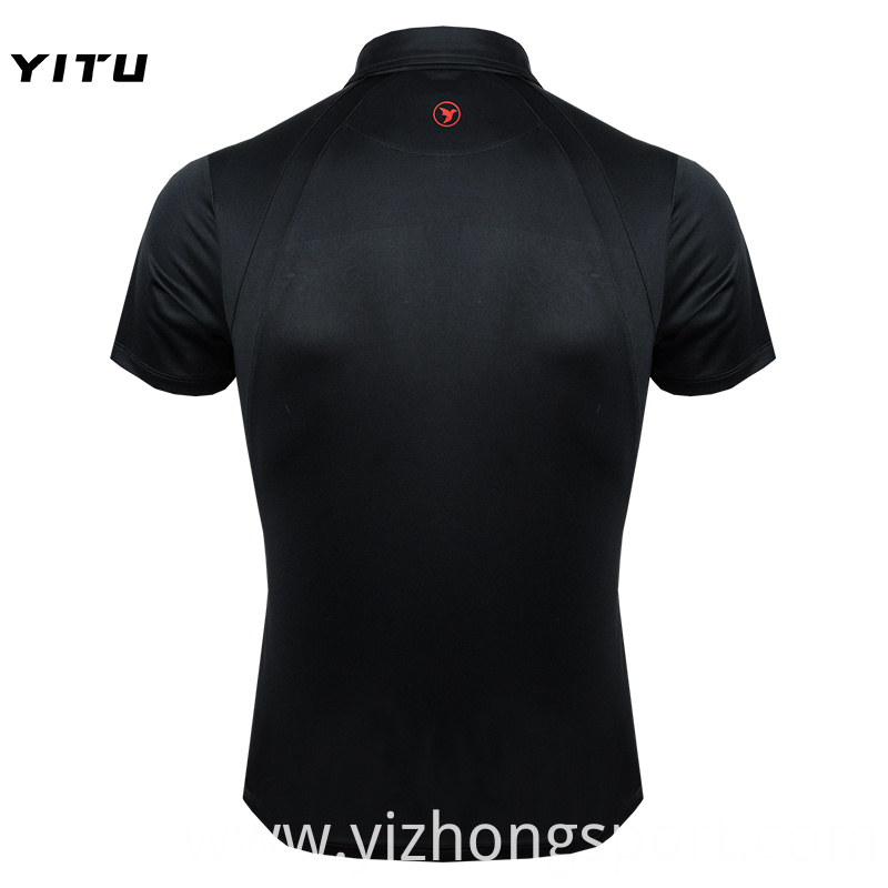 Moisture Wicking Polo Shirt