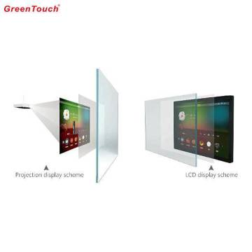 Multi Lightweight Capacitive Touch Foil Technology 49""