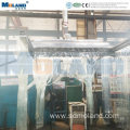 Industrial Dust Collector with PLC Control System