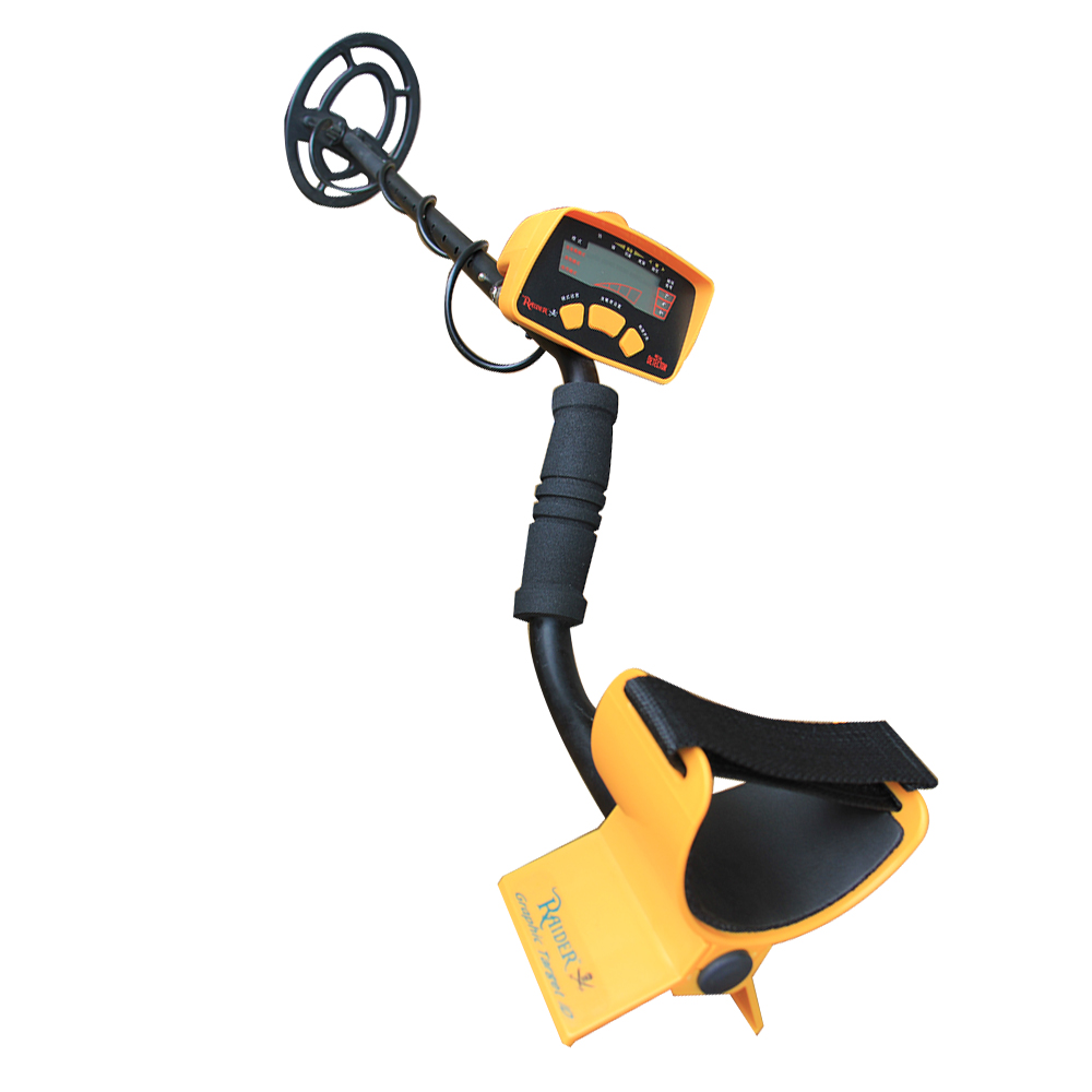 long distance metal detector