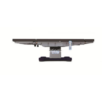 Ultrathin base electric hydraulic operating table