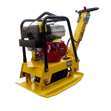 Small hand held hydraulic vibrating  plate compactor