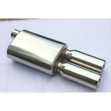 "8.5""x4.625"" Oval Exhaust Muffler"