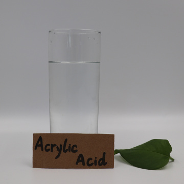 High Quality Organic Chemicals Glacial Acrylic Acid Liquid