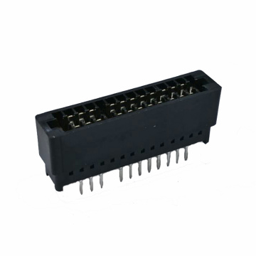 2.54mm 28P Slot Straight DIP Empty PIN Connectors