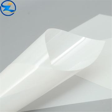 Cold and Hot Bending colored pp Rigid Films