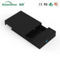 Tool Free SATA to USB3.0 III HDD Enclosure 3.5 hdd box 3.5 sata to usb Hard Drive Disk Box Reading Capacity up to 6GBps plastic