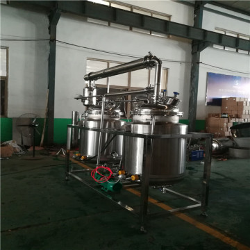 Black Garlic Oil  Extract Machine For Sale