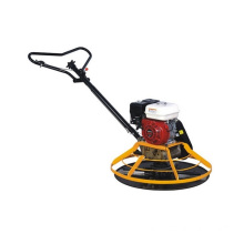 Concrete power trowel machine