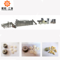 Corn puff chips snack pellets making machine