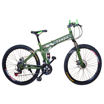 24'', 26'' Steel Mountain Bicycle