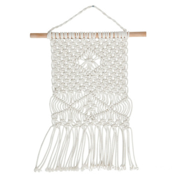 how to make a macrame wall hanging