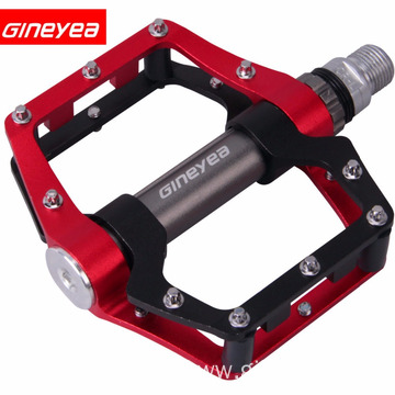 Taiwan Bike Pedal Aluminum CNC Bearing Two Color