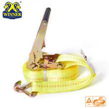 Truck Load Belt Webbing Tensioner Heavy Duty Ratchet Strap