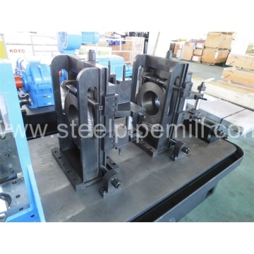 precision pipe making machine
