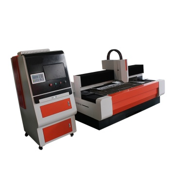 High-accuracy 1000W 1mm Gold Fiber Laser Cutting Machine