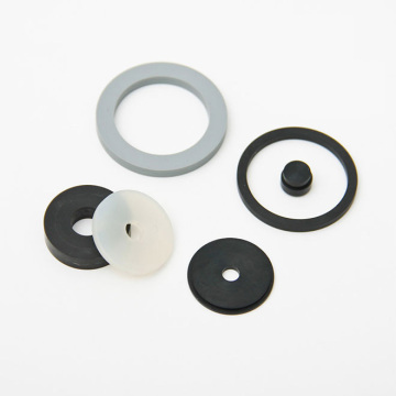 White Rubber Washer  Silicone Rubber Washer