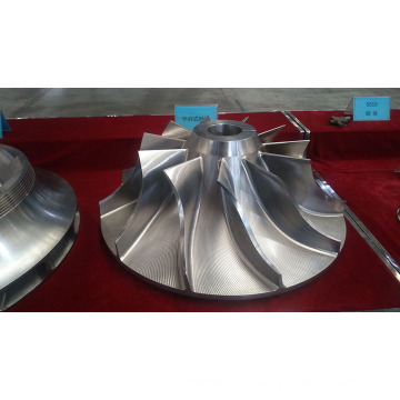 Impeller Price Custom CNC Machining