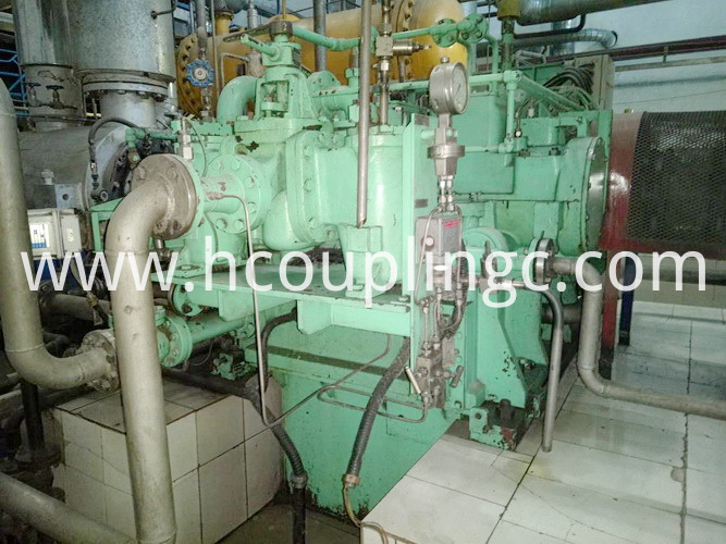 Oil Pump for Hydraulic Coupling