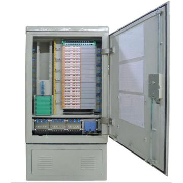 Outdoor Network Fiber Optic Cabinet