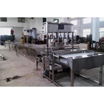 High Efficiency Continuous Yarn Dyeing Machine