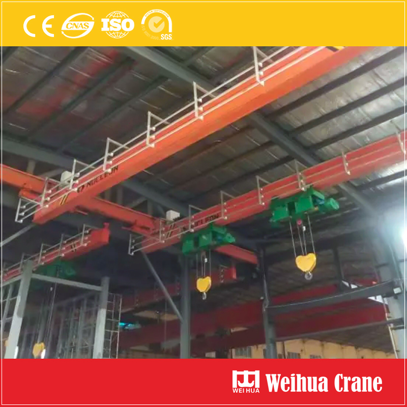 Hot Dip Galvanizing Industry Hoist