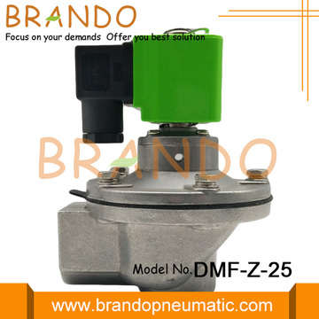 1'' Right Angle Die-casting Aluminum Solenoid Pulse Valve