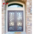 Rod Iron Front Doors