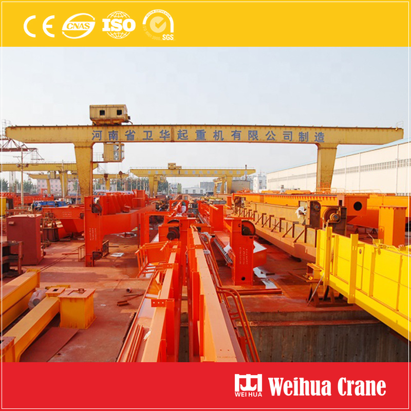 L Type Single Girder Gantry Crane 3
