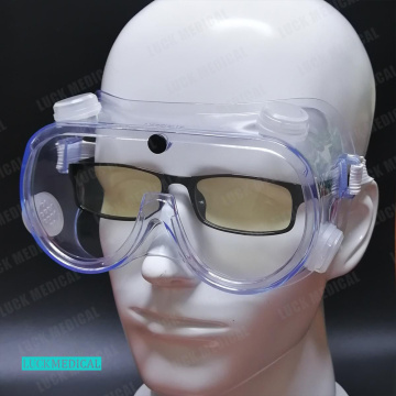 AntiSplash Clear lens Protective Goggles