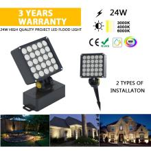 LED outdoor flood lighting for city views waterproof