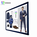 18X24 Inch acrylic Wall Art Store Signs posters prints Retail Store Fixtures led light boxes advertising display