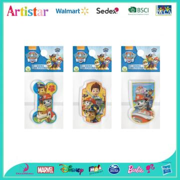 PAW PATROL opp bag packing eraser