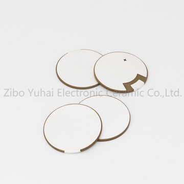 Piezo Disc & Rods custom electrode