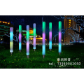 Interactive PE  Pillar Lights