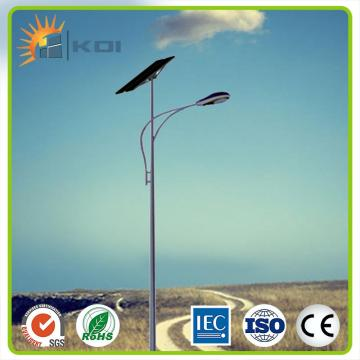 30w 50w 60w solar street light price list