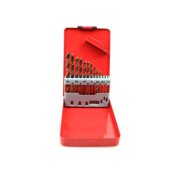 Metal Box Twist Drill Bit 13PCS Set