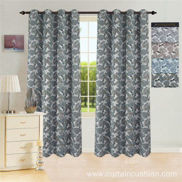 High Quality Jacquard House Window Jacquard Curtains