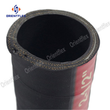 3/16in wrapped gasoline resistant rubber hose 20 bar