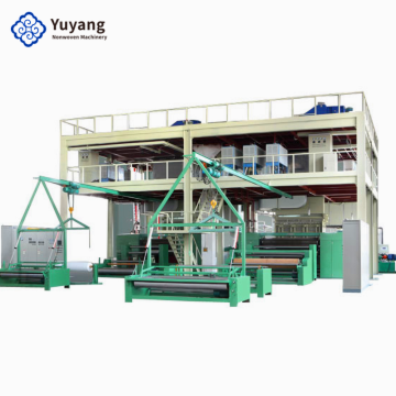 High quality nonwoven machine for diaper