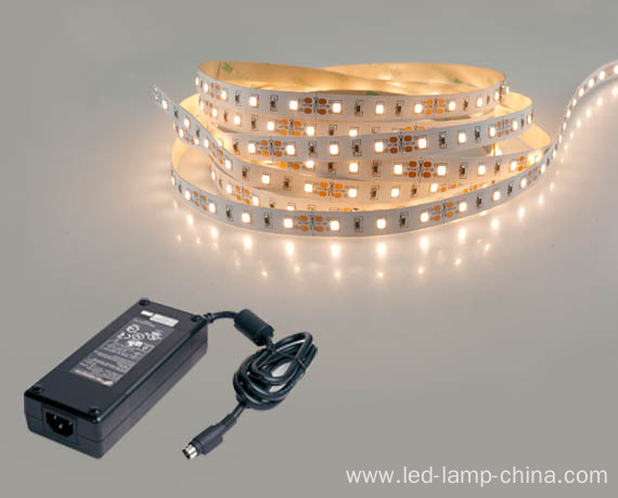Waterproof led strip light green/warm whtie/white/red/blue dc 12v 24v with remote control