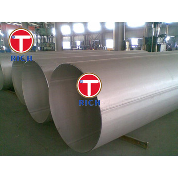 WELDED LARGE DIAMETER PIPE