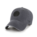 Brushed Coated Dyed Spandex canvas washed hat