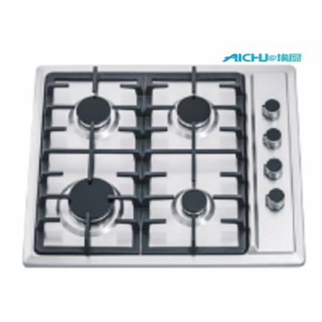 Built-in 4 Burners S.S Gas Hob